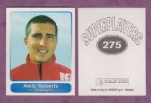 Crystal Palace Andy Roberts 275